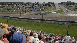 Watkins Glen NASCAR race canceled due to COVID-19 travel restrictions