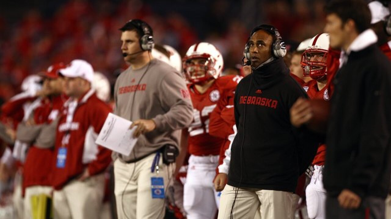 Nebraska football: Ron Brown returns to staff as Director of Player Development
