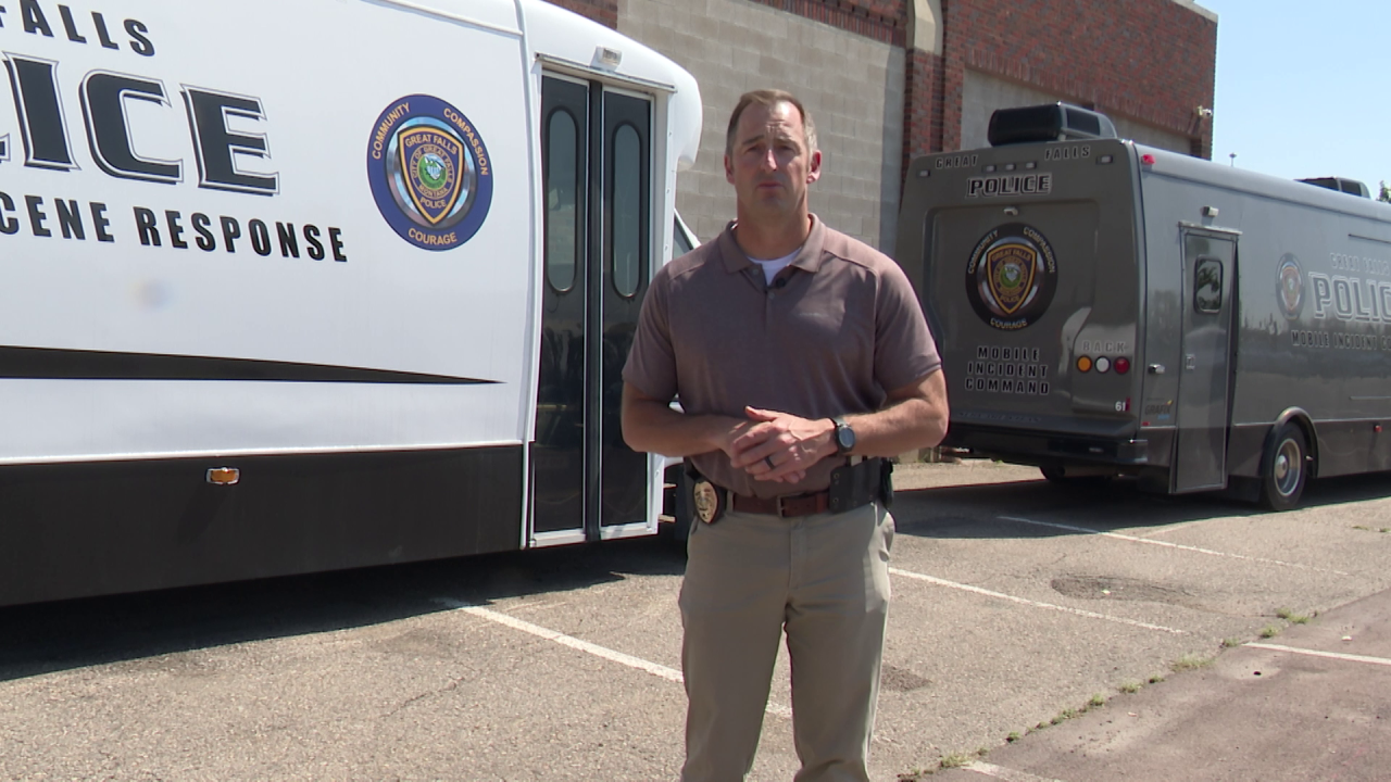 GFPD gets new incident command and crime scene vehicles
