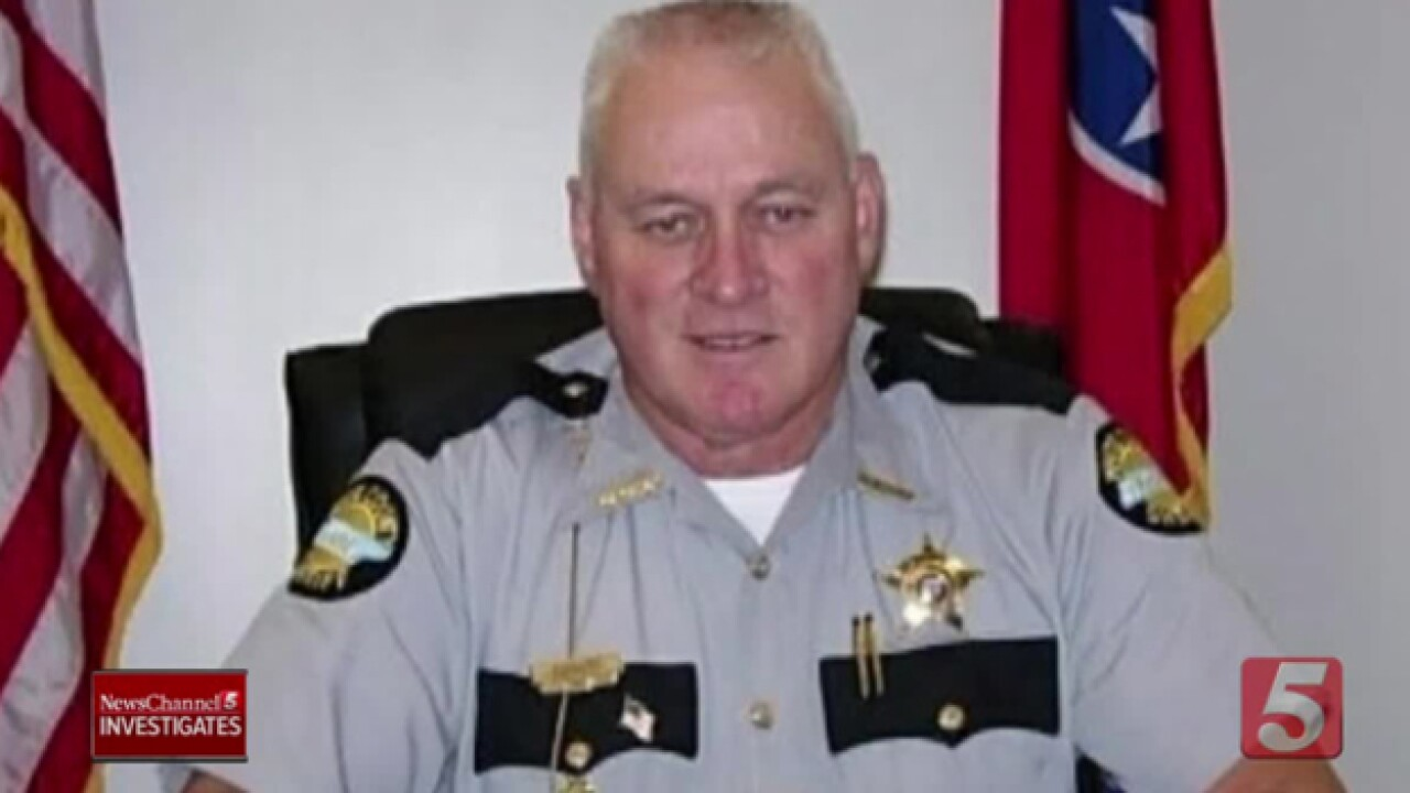 Numerous Lawsuits Claim Aggressive Tactics by Sheriff