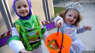 2018 Trick or treat dates, Halloween events in Acadiana