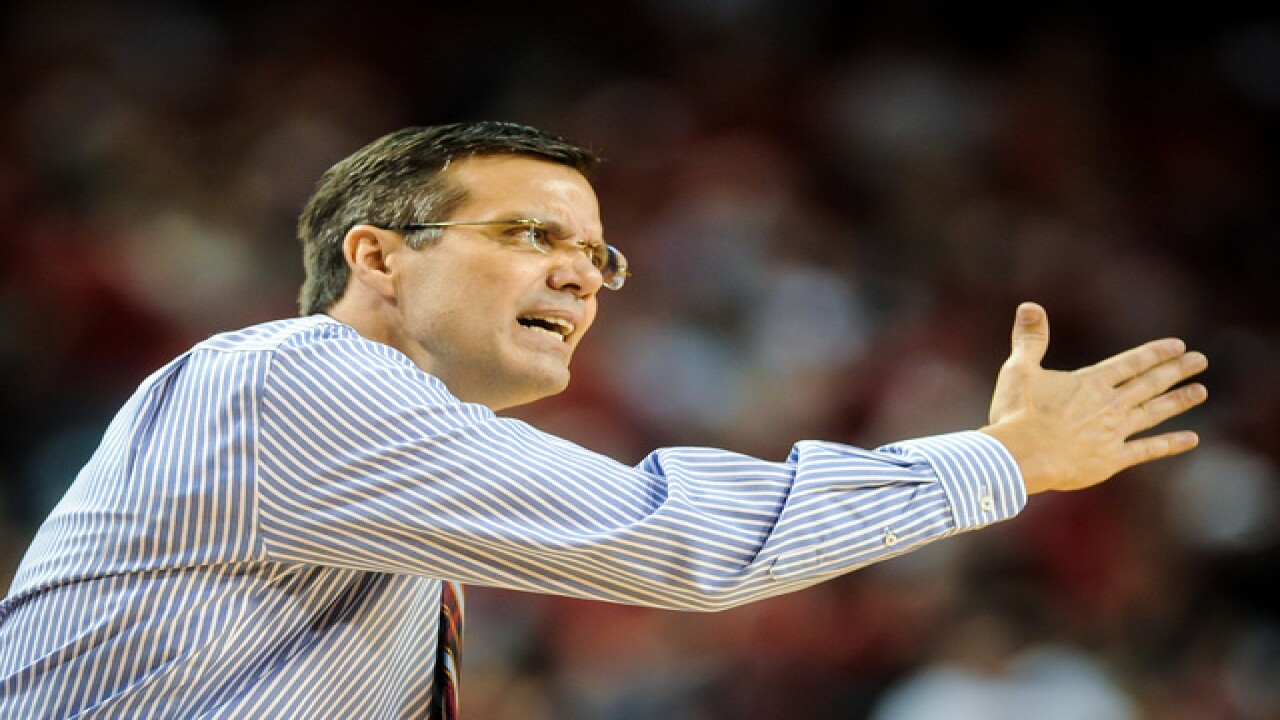Audio: Tim Miles on 2017-18 Team