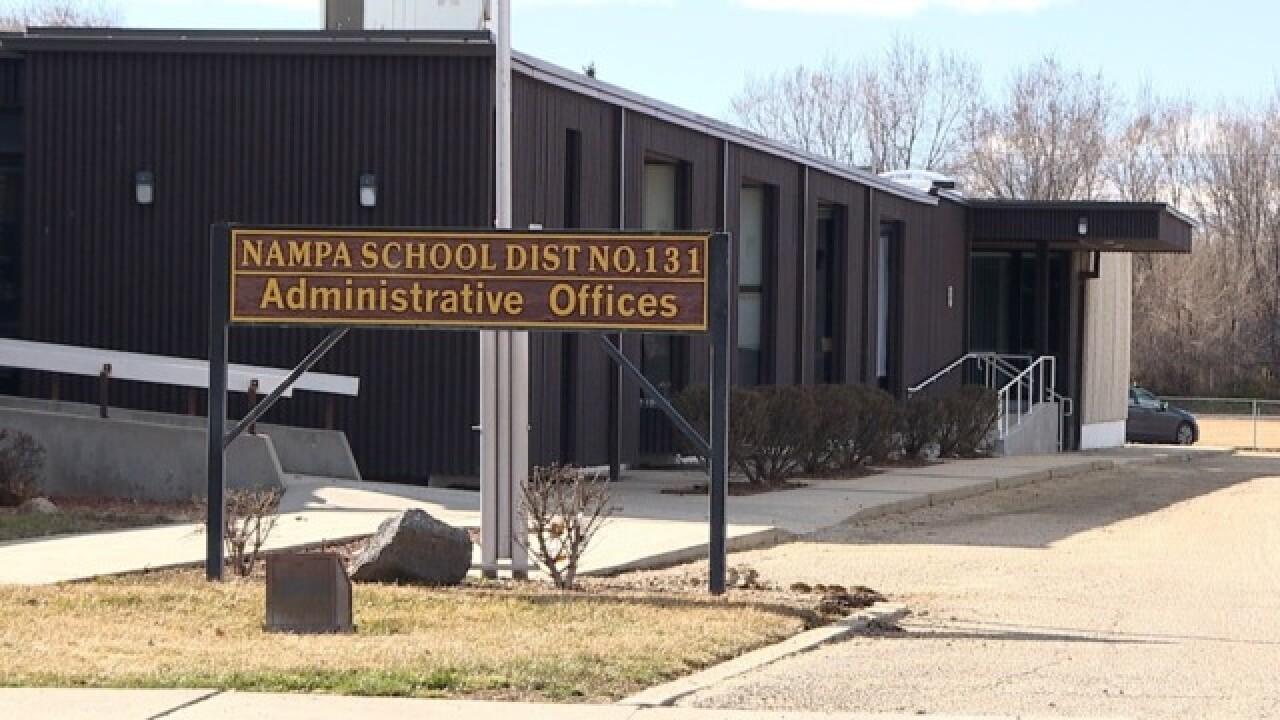 Nampa School District investigating cyber security breach