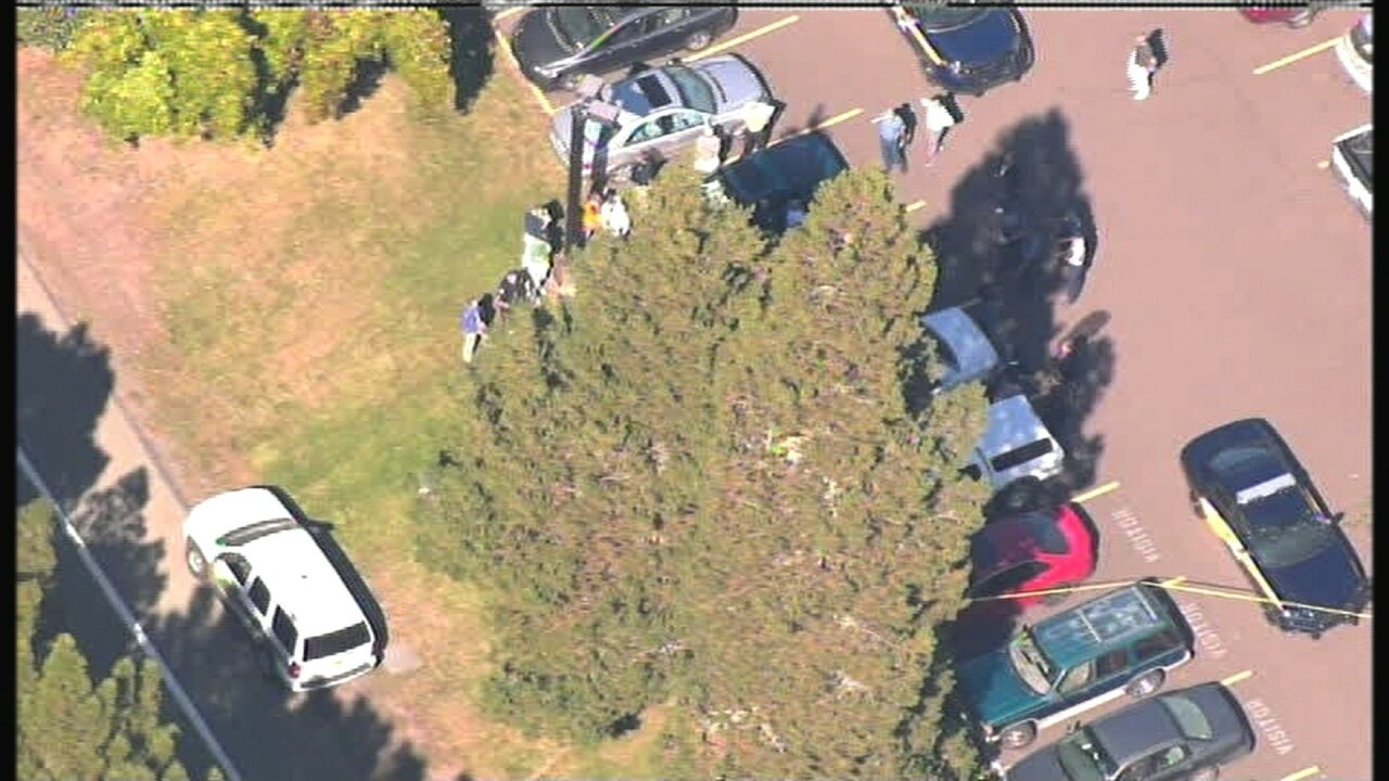 Multiple sources identify gunman at Oregon community college as Chris Harper Mercer