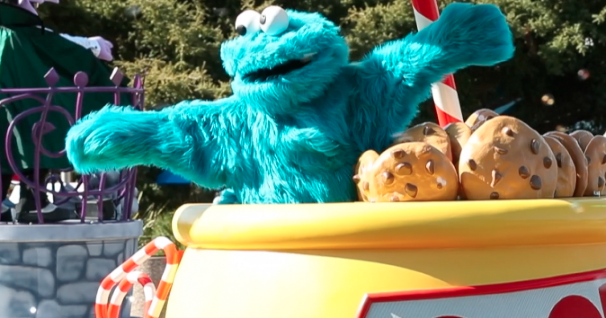 Elmo, Cookie Monster to bring Sesame Street to SeaWorld