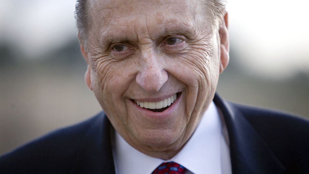 LDS Church President Thomas S. Monson subpoenaed for deposition in sex abuse lawsuits