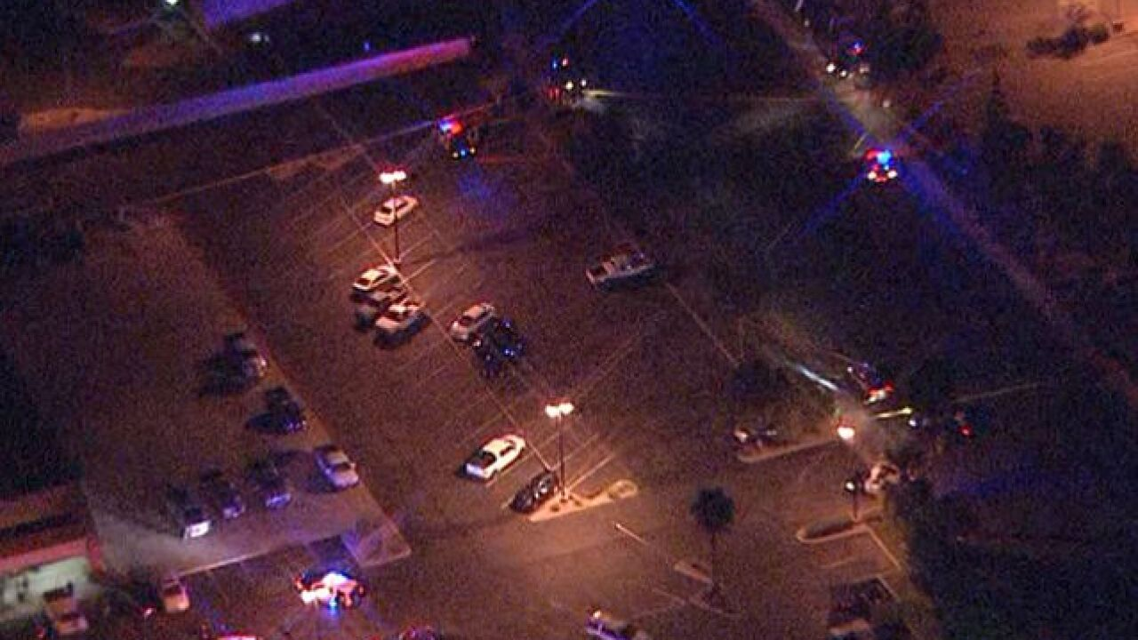 Shooting involving Mesa PD being investigated