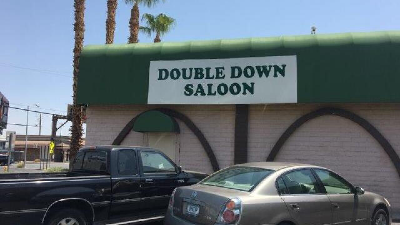 Infamous Double Down Saloon briefly closed