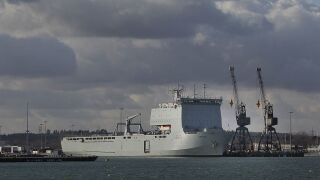 British Royal Navy ship to arrive in Bahamas with Hurricane Dorian aid
