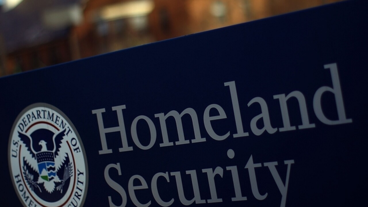Homeland Security to test chemicals near Kansas, Oklahoma border