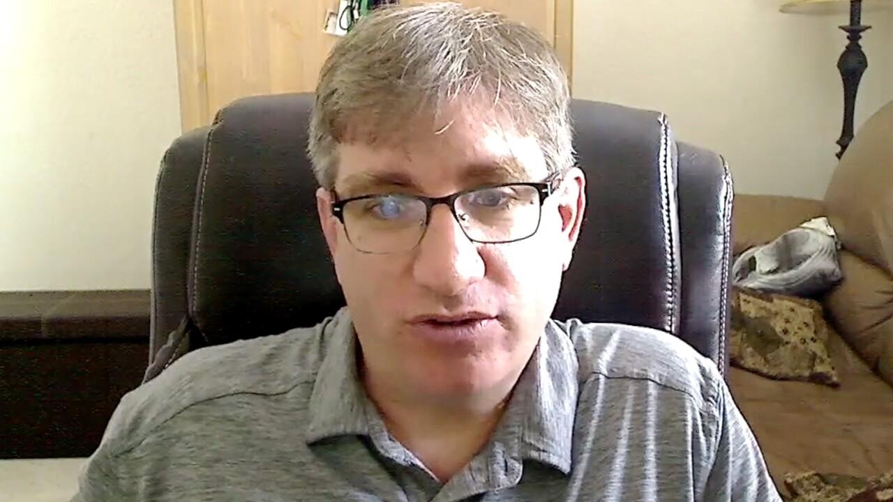 Florida Atlantic University professor Kevin Wagner