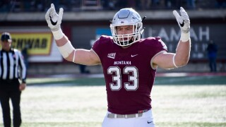 Dante Olson racks up 8th postseason award, named All-American Defense by HERO sports