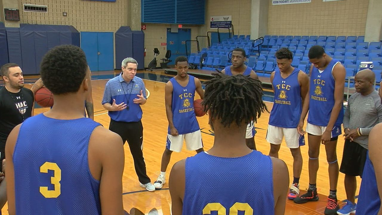 Tallahassee Community College men's basketball looks to build a winning program