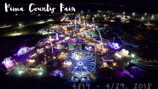 Pima County Fair is back in town Thursday