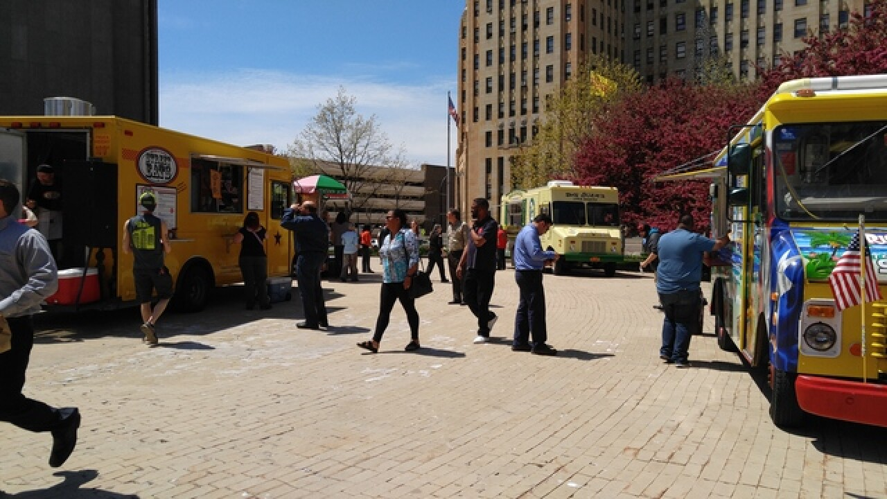 Get ready for Food Truck Thursdays