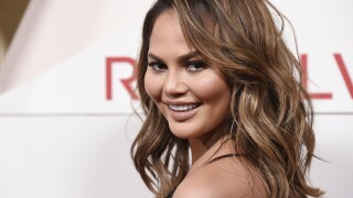 Chrissy Teigen caught in Bali earthquake while on vacation