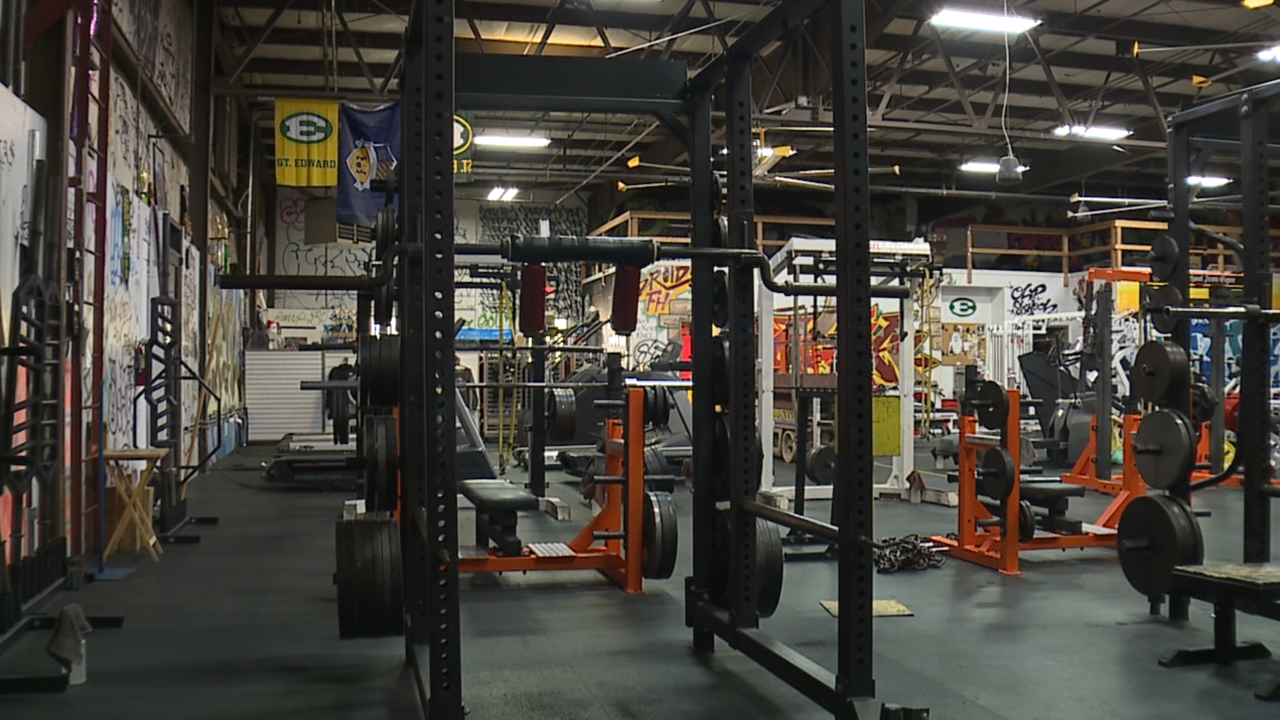 Local gym owners frustrated after being left out of reopening plans