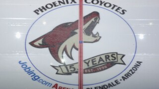 Coyotes hire first full-time female coach