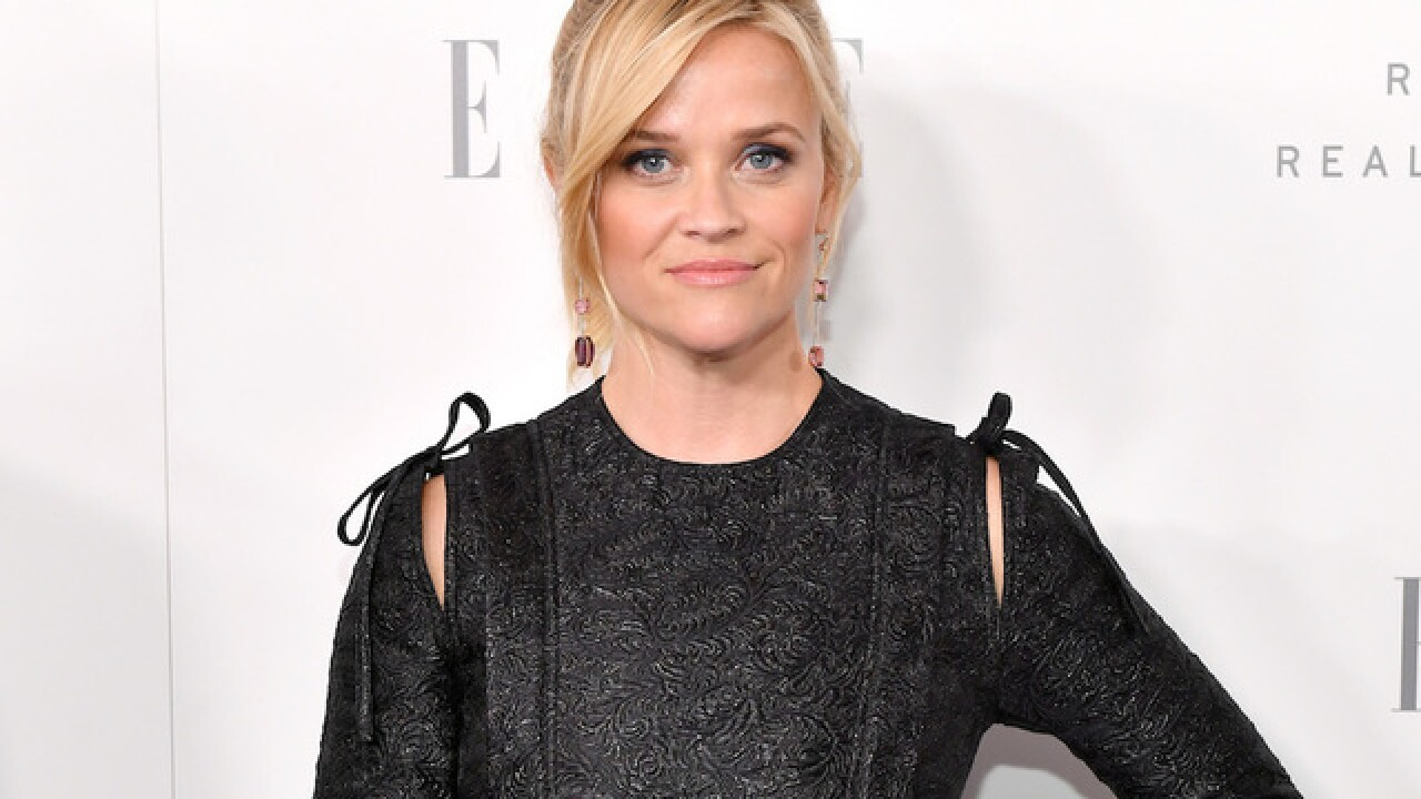 Reese Witherspoon: I was sexually assaulted at 16