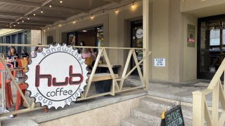 Hub Coffee offers help to Farmer's Market vendors