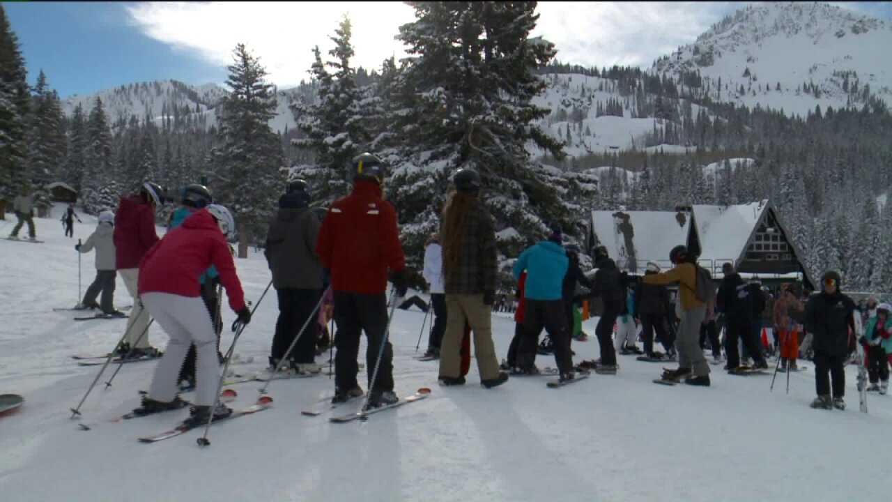 Christmas storm makes substantial contribution to Utahsnowpack