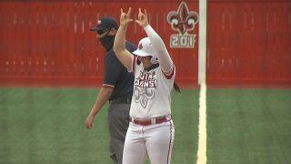 Alissa Dalton Louisiana Softball 2021