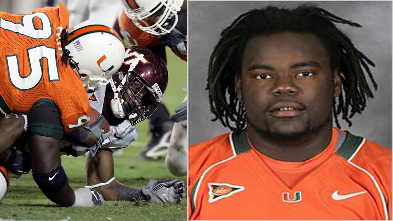 Bryan Pata, former Miami Hurricanes defensive end shot to death in 200