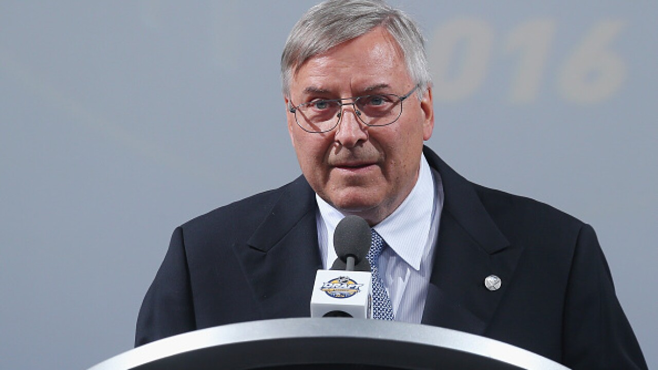 Pegula hints Sabres are close to GM decision
