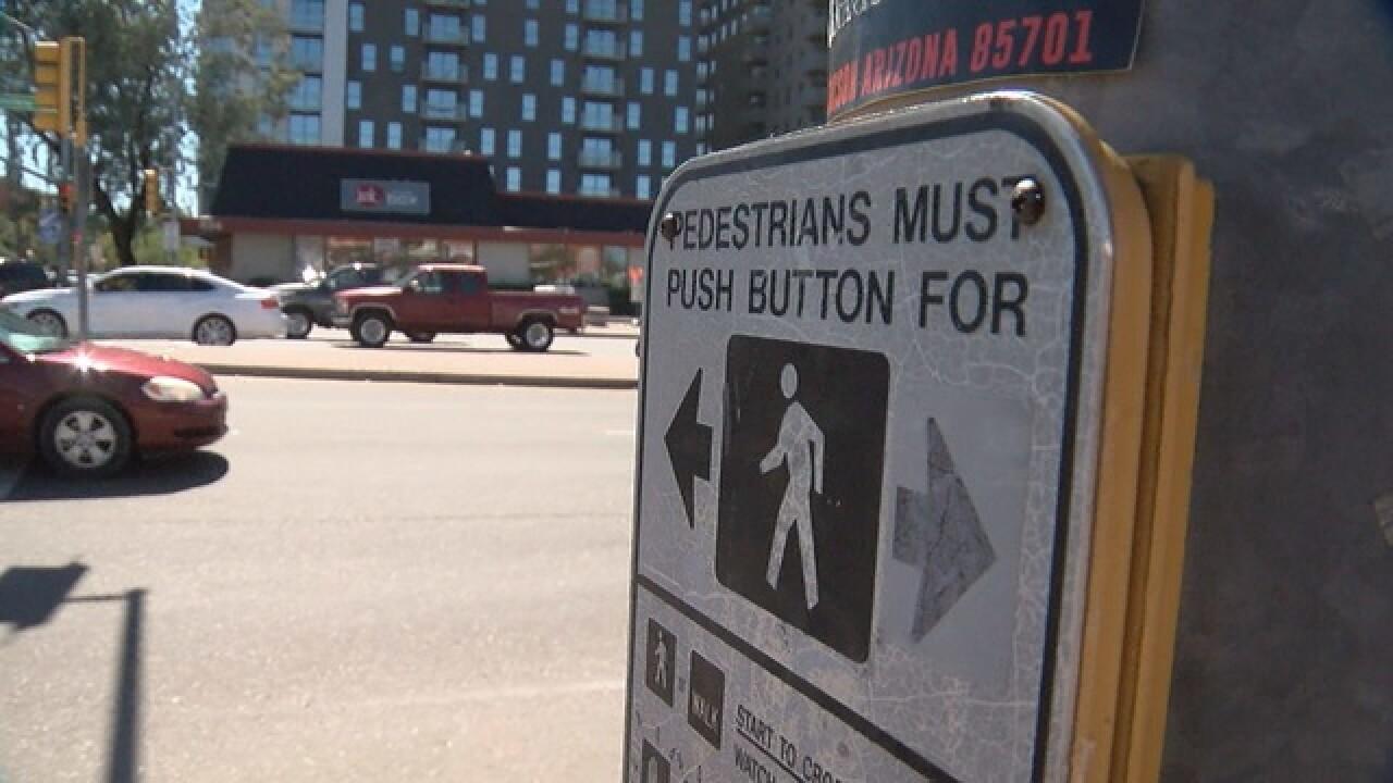 Flashing yellow lights creating safer streets