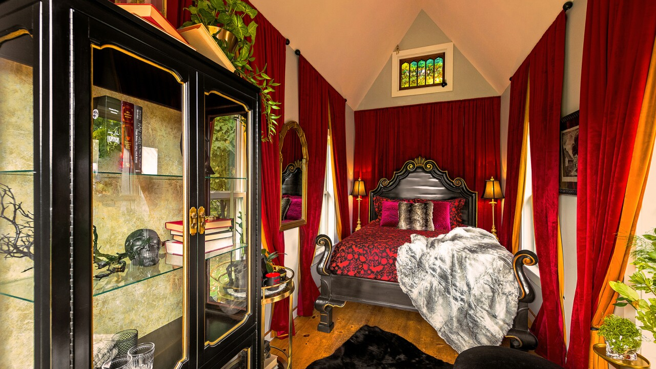 Airbnb invites you to stay in the underworld in Hell, Michigan
