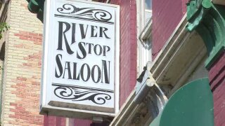 The River Stop Saloon