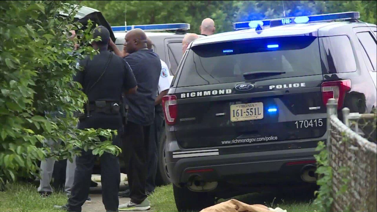 Children arrested for Richmond school break-in,shooting