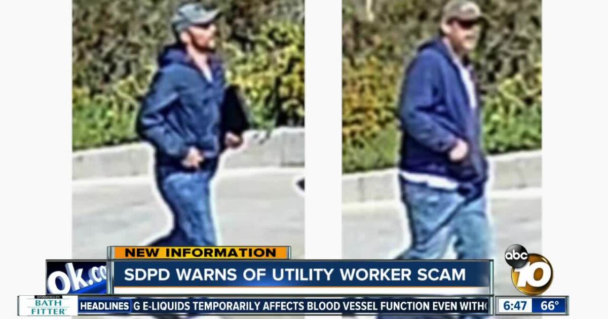 Police: Fake water workers robbed elderly woman's home