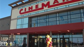 New movie theatre showing free movies Tuesday