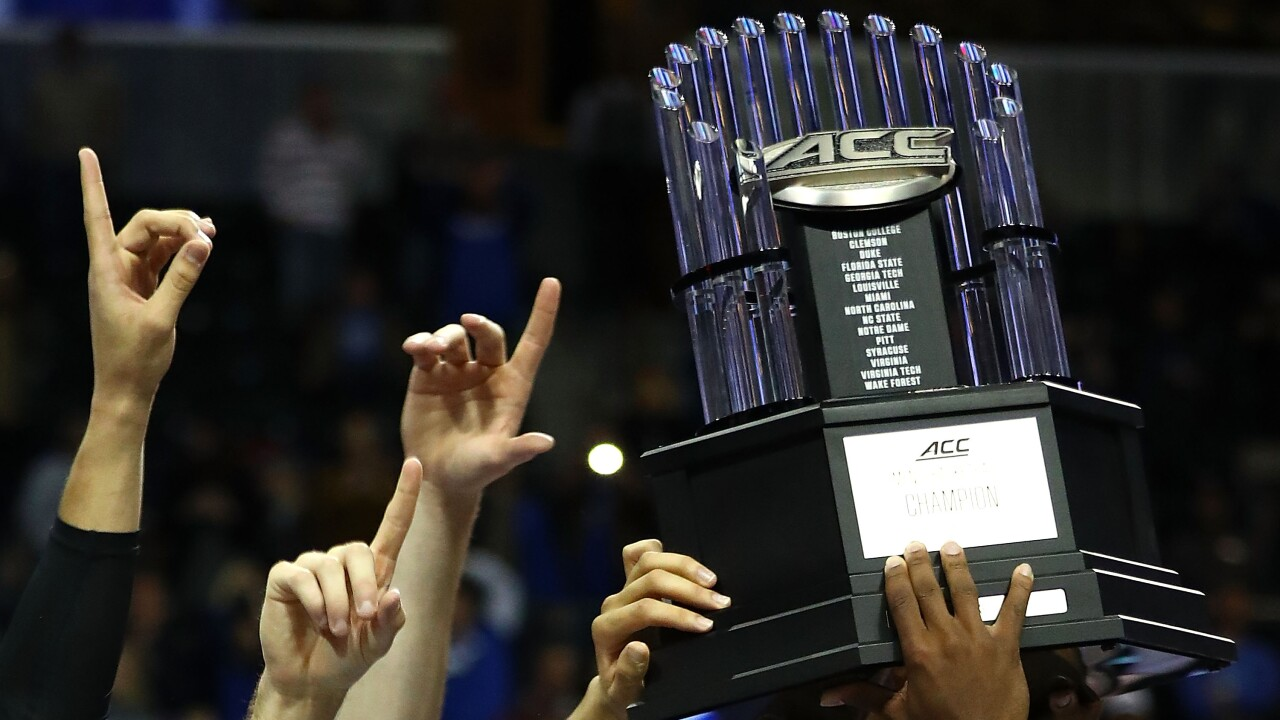 Watch the 2019 ACC men's basketball tournament LIVE on WGNT, News 3