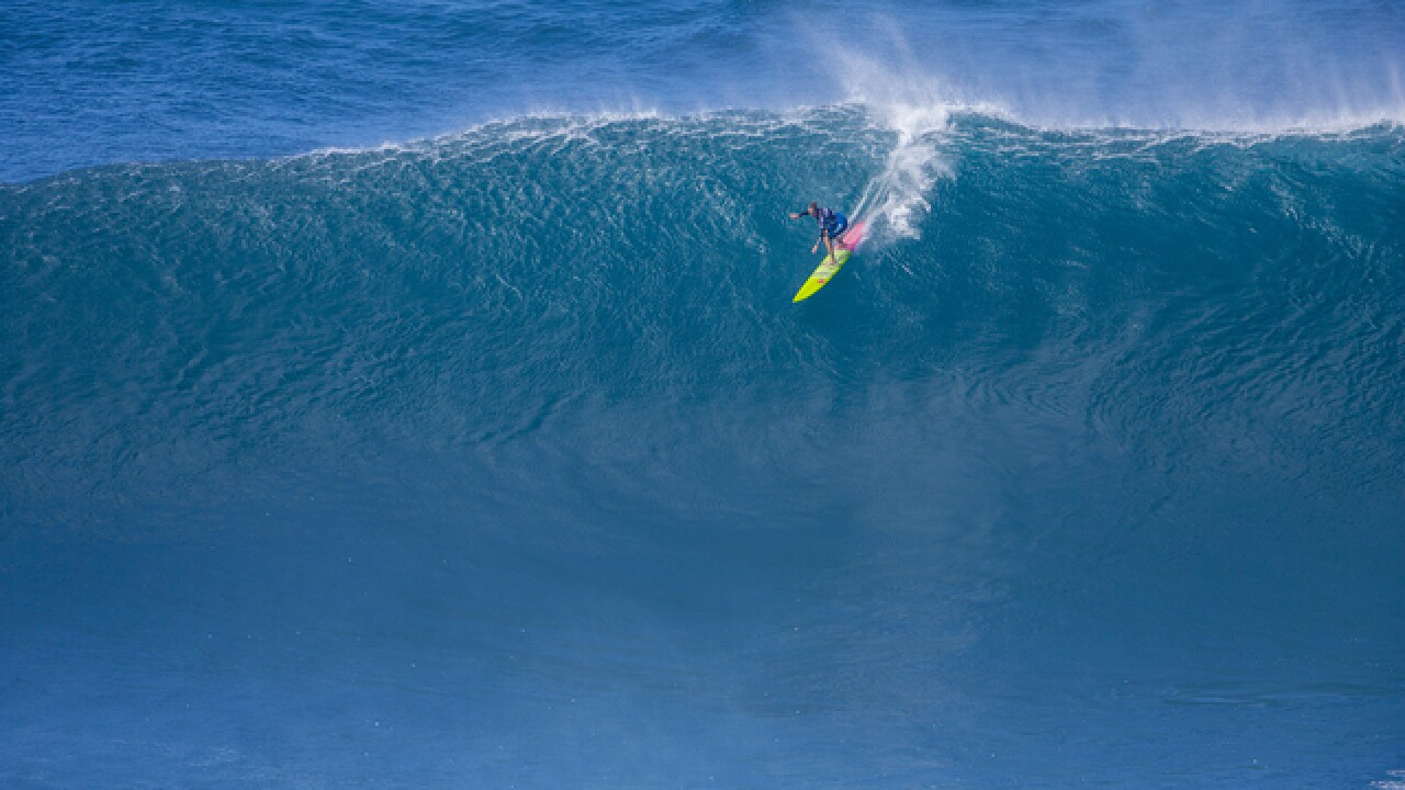 World Surf League to offer equal prize money to women