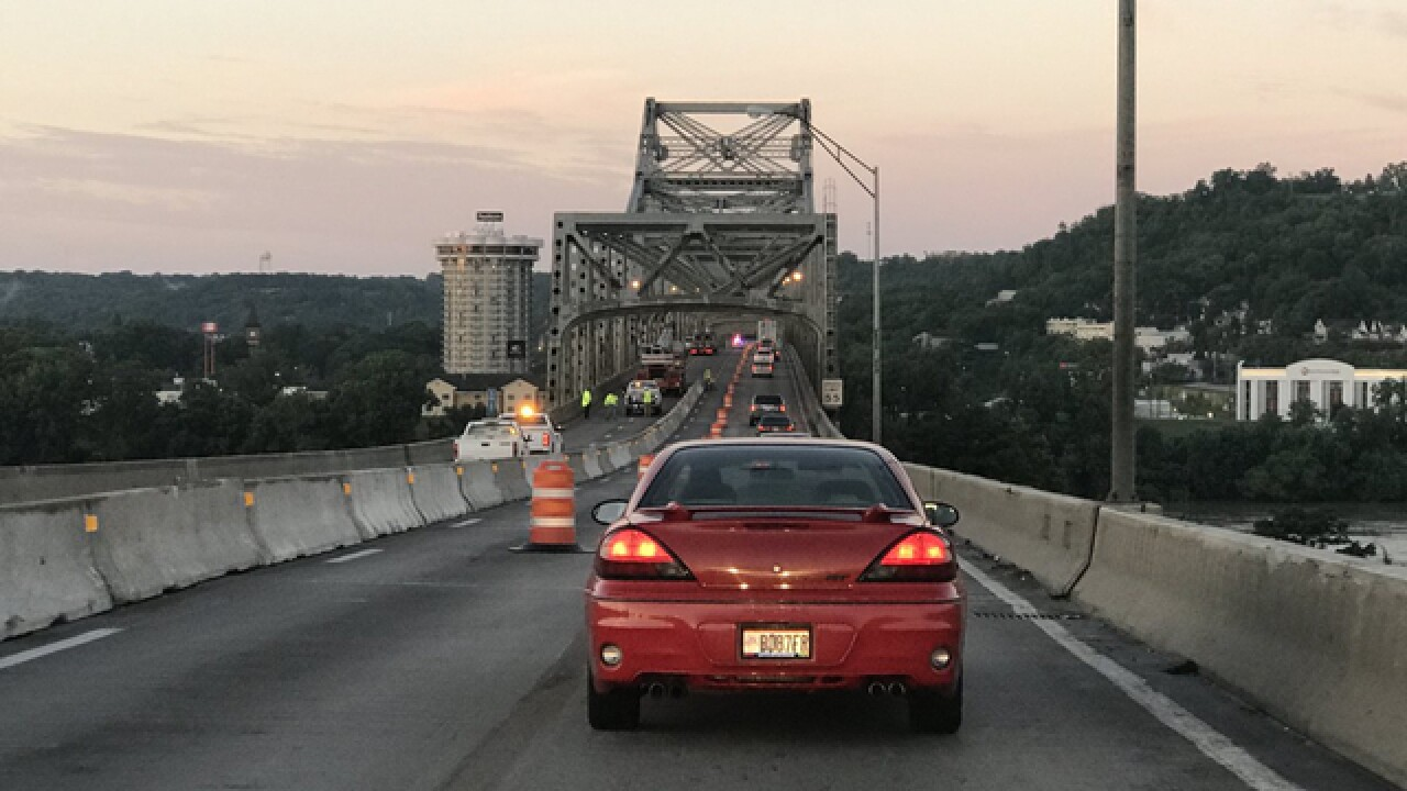 Majority of voters OK with $1 toll to fund Brent Spence Bridge improvements, survey finds