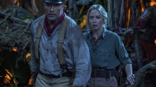 Film Review - Jungle Cruise