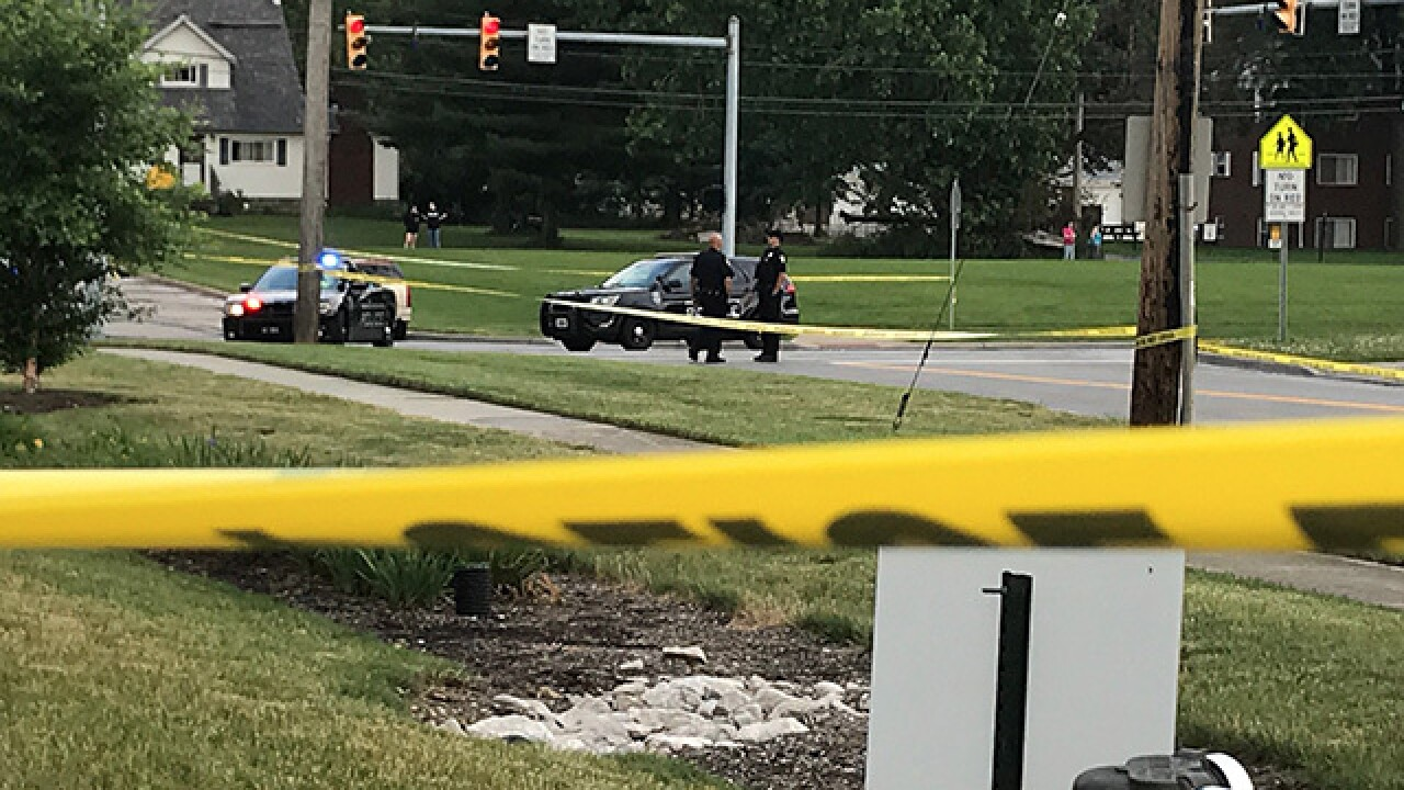 Man police say was involved in shooting of Parma Heights