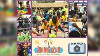 Palm Beach County Summer Camp Scholarship Program