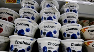 Chobani raising its minimum wage to $15 an hour