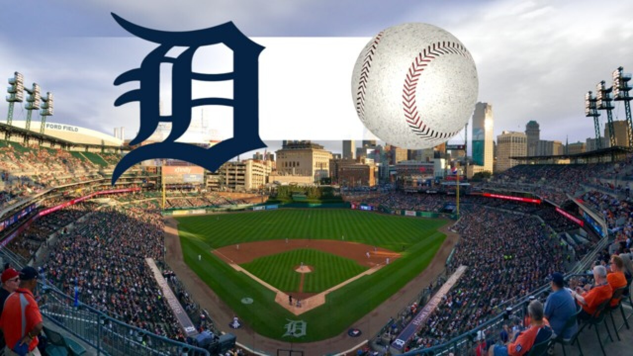 Here's the forecast for final week of Detroit Tigers home games
