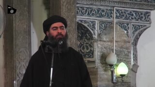 Wife of former ISIS leader Baghdadi captured in Turkey, Erdogan says