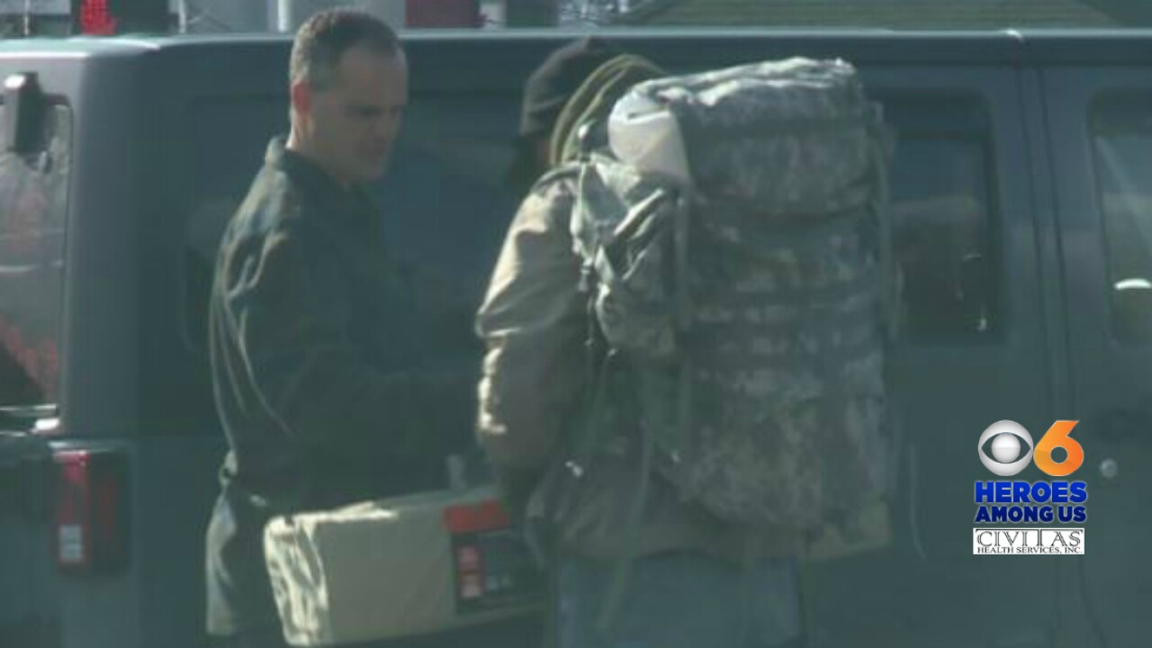 'Broken' man delivers supplies, hope to Virginiahomeless