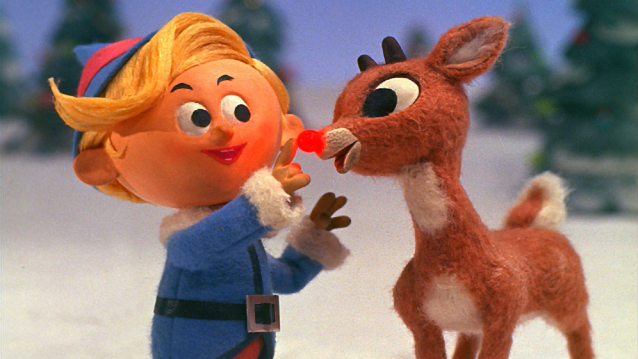 🎅CBS holiday specials: 'Rudolph The Red-Nosed Reindeer' airs tonight!