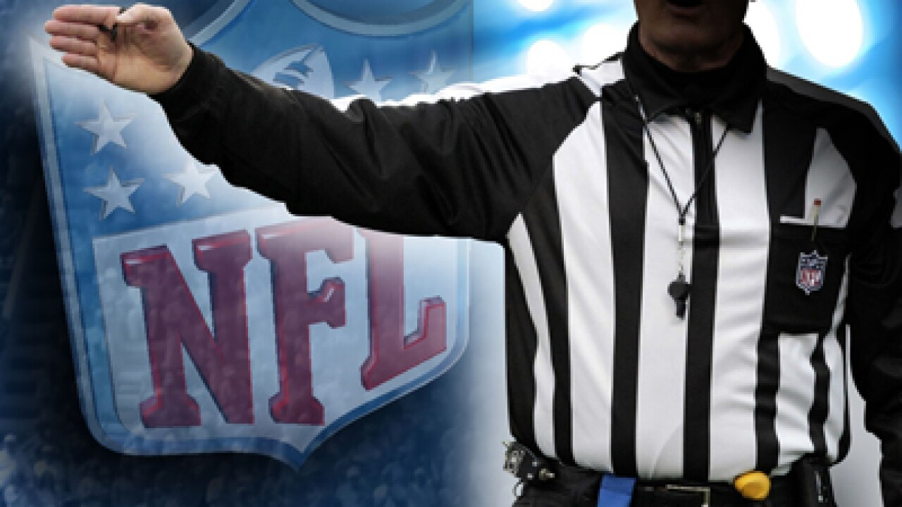 Referees, NFL continue contract talks