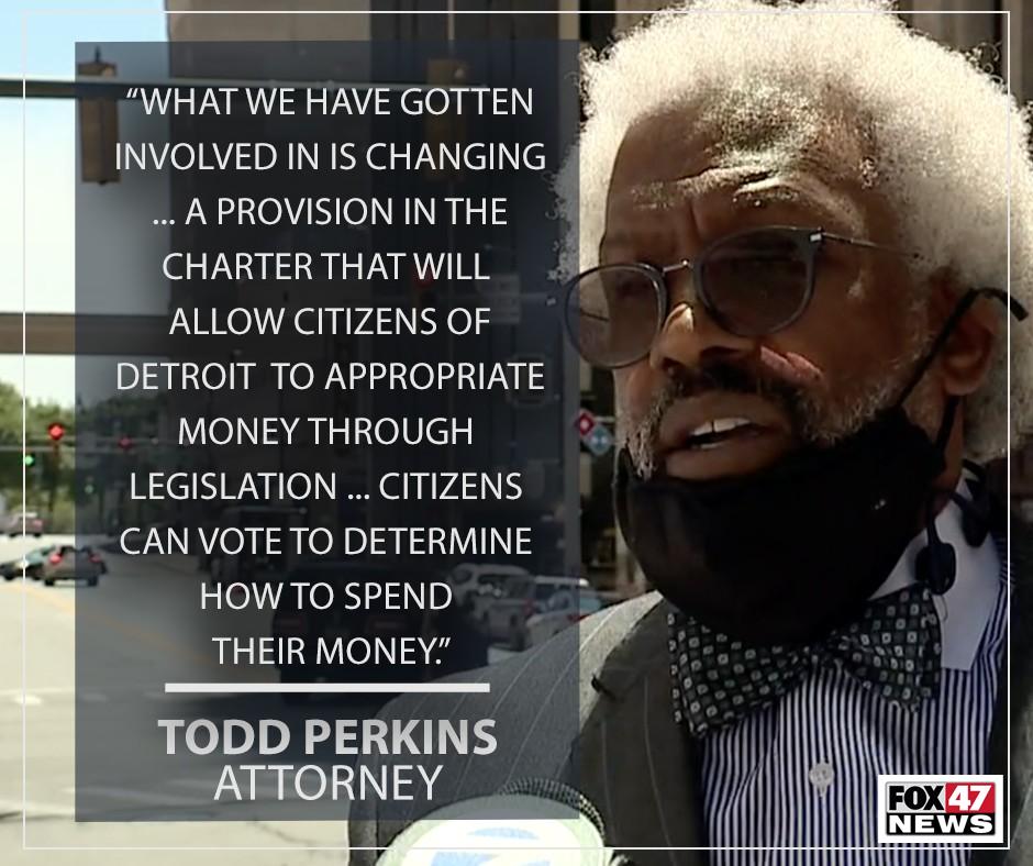 Attorney Todd Perkins