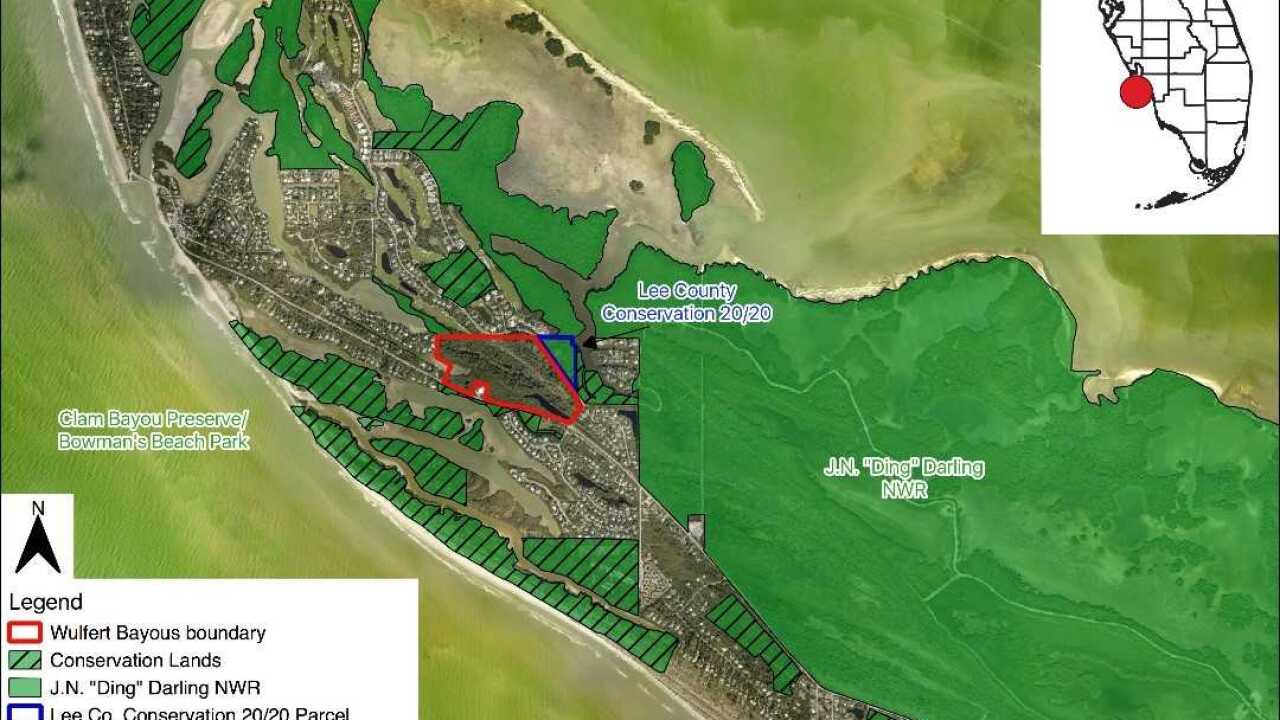 Ding' Darling National Wildlife Refuge looking to purchase expansion on