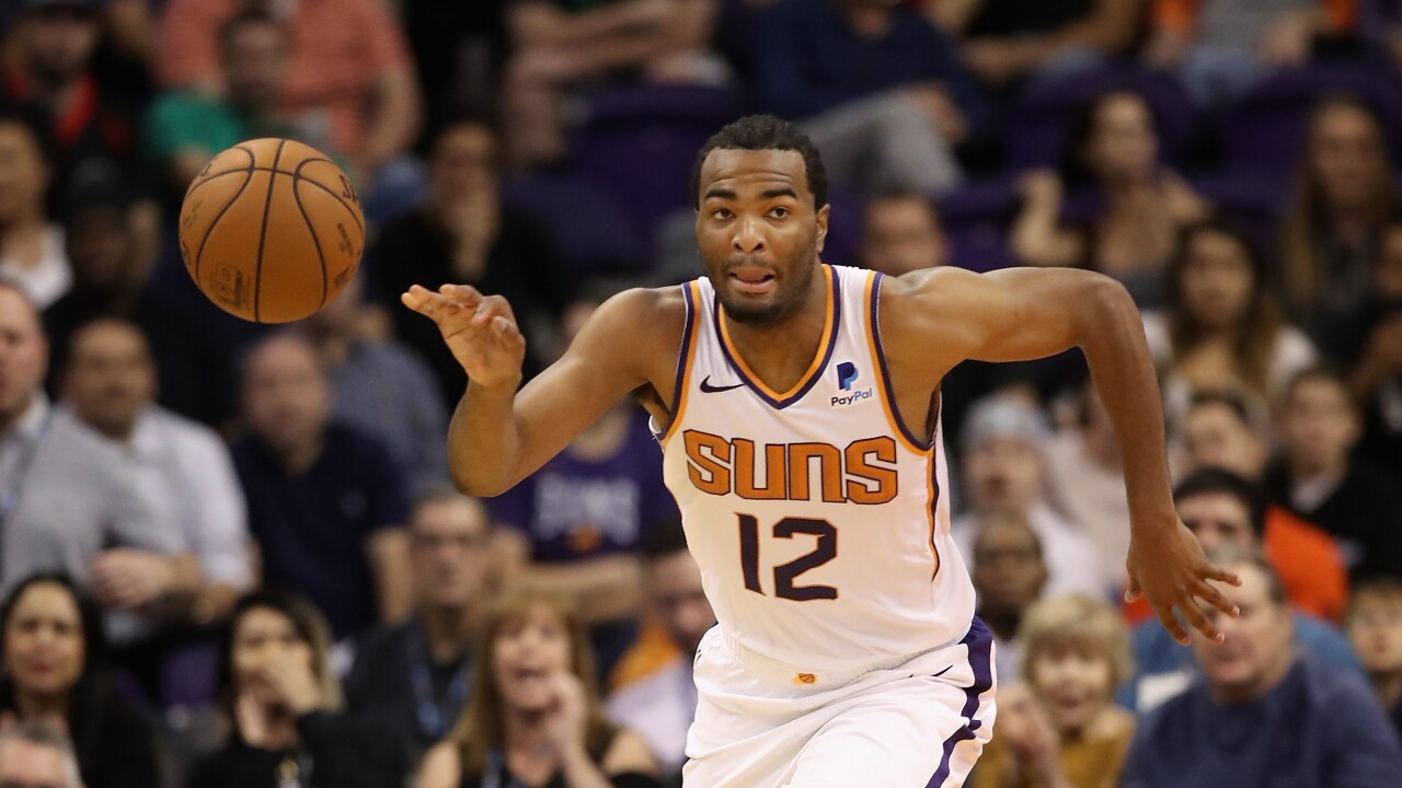 Indiana Pacers get T J  Warren in trade from Phoenix Suns