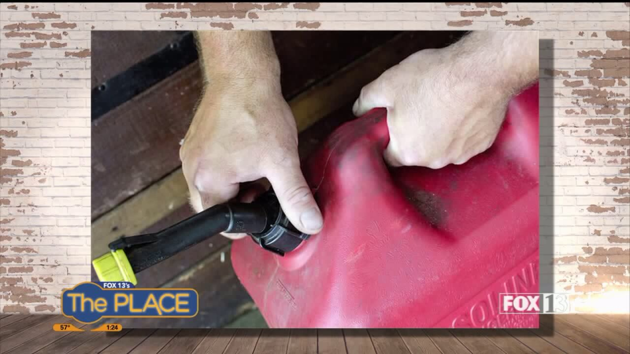 A firefighter shows you the 5 steps to take when fire proofing yourhome